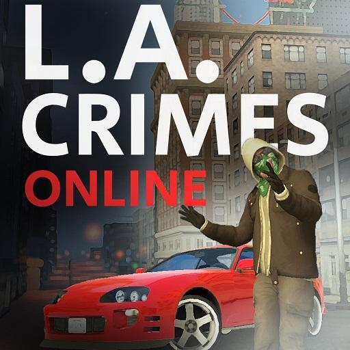 Los Angeles Crimes  GTA5