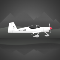 Flight Simulator 2d - realistic sandbox simulation