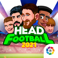 Head Football LaLiga 2021