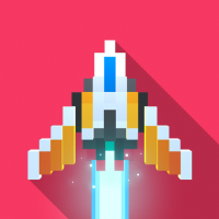 Sky Wings: Pixel Fighter 3D