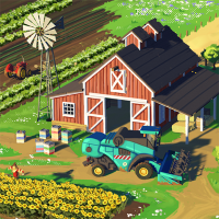 Big Farm: Mobile Harvest – Free Farming Game