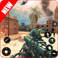 Sniper Shooting Game - Best Free Shooter