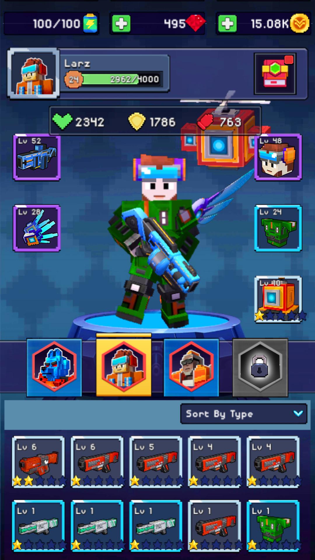 Скачать Craft Pixel Hunter: Zombie Rise 0.0.12 + МОД ...