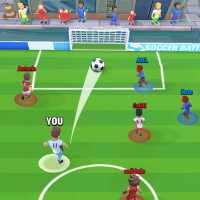 Soccer Battle - 3v3 PvP