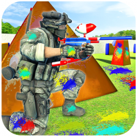 Paintball Gun Strike - Paintball Shooting Game