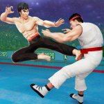 Karate Fighting Games: Kung Fu King Final Fight