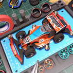 Mini Legend - Mini 4WD Simulation Racing Game